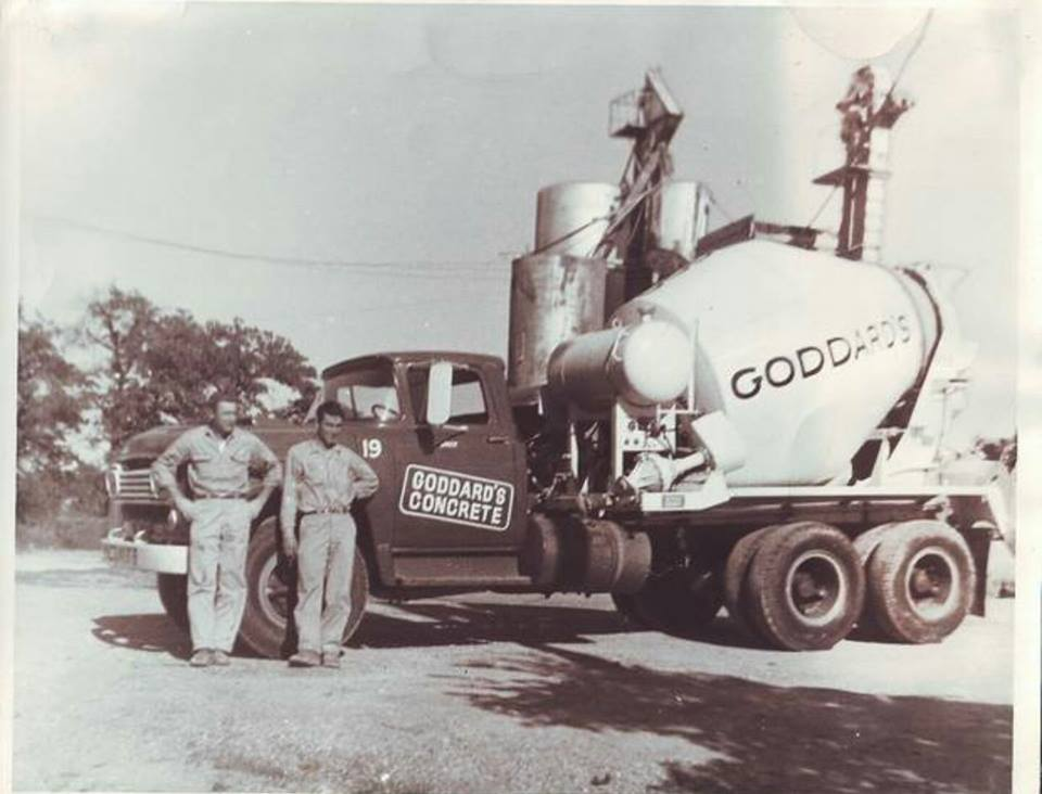 About - Goddard Concrete